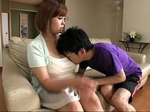 【MILF Erotic Movie】 【Impact video that forbids mother-to-child misconduct】 Enjoy breast-feeding play with knee pill | Ikuiku XVIDEOS Japanese Free Erotic Video Conclusion