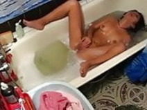 STP Just Enjoy This Gorgeous Asian Teen Playing In The Bath